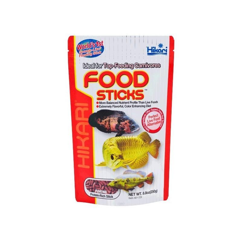 Hikari Food Sticks | 250 G | Floating