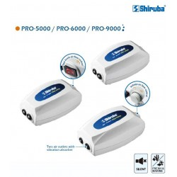 Shiruba Air Pump Pro 9000