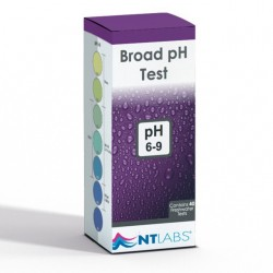 NT Labs Broad pH Test Kit