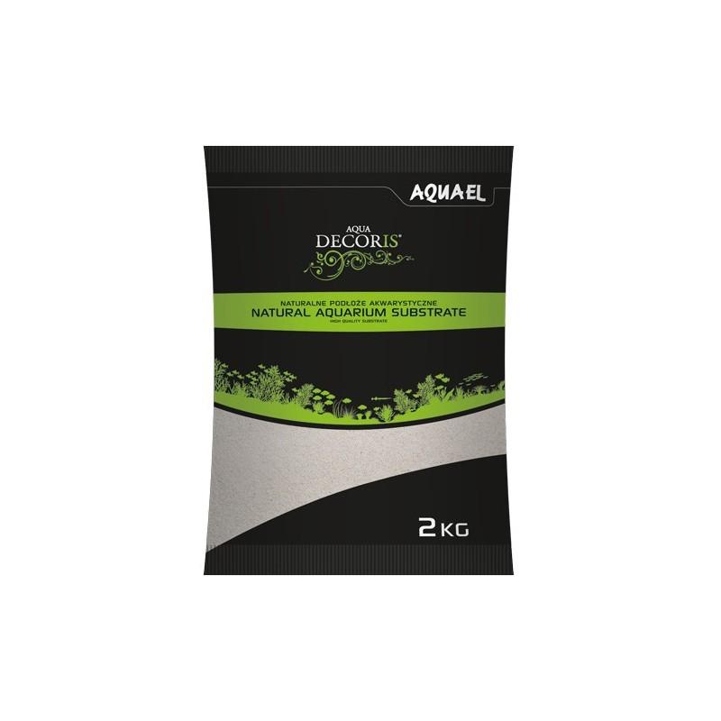 Aquael Quartz Sand 0.4 - 1.2 MM (2 KG)