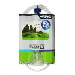 Aquael Gravel and Glass Cleaner