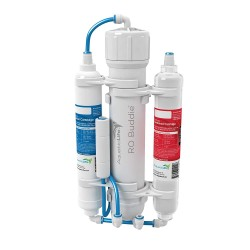 AquaticLife 50 GPD 3-Stage RO Buddie Reverse Osmosis System