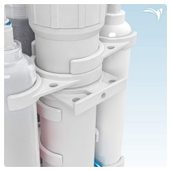 AquaticLife 50 GPD 4-Stage RO Buddie Reverse Osmosis + DI System