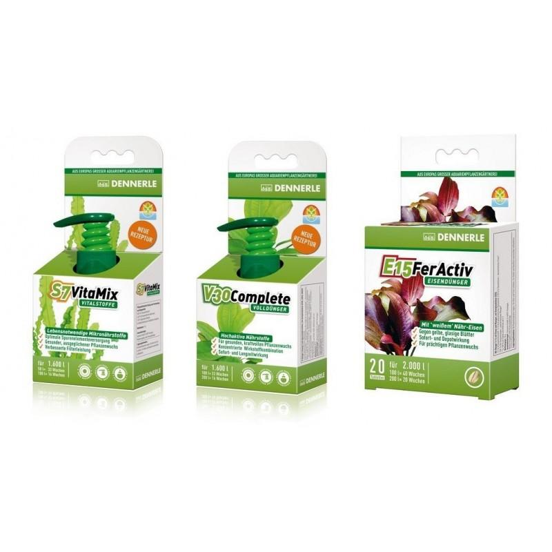 Dennerle Perfect Fertilizer System Set Combo