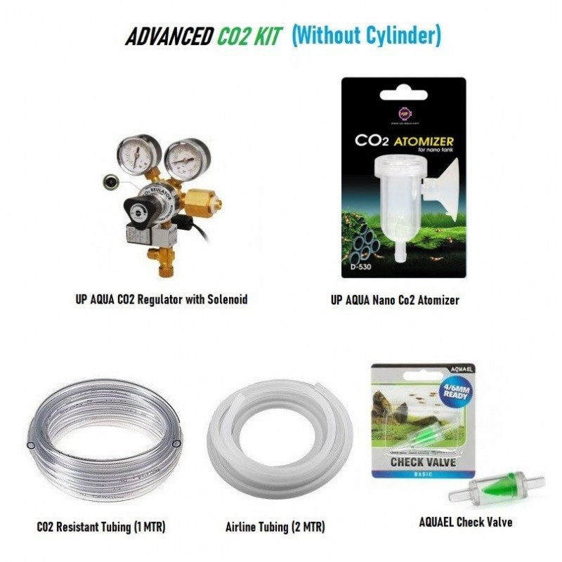 Advanced CO2 Kit Without Cylinder