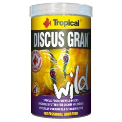 Tropical Discus Gran Wild | 110 G | Granulates