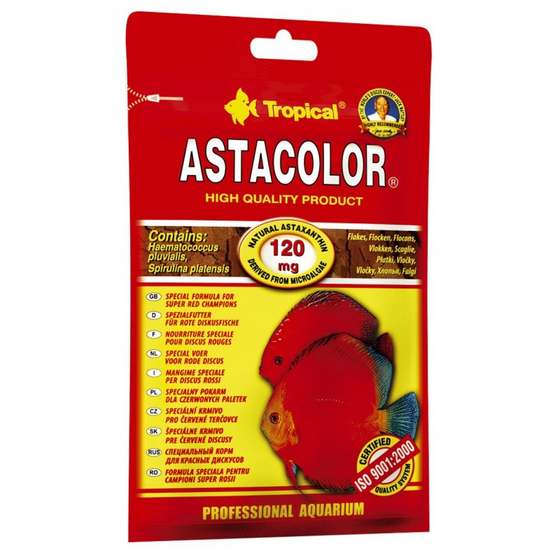 Tropical Astacolor | 12 G | Flakes