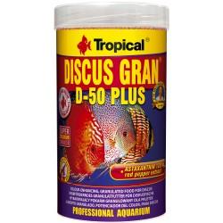 Tropical Discus Gran D-50 Plus | 110 G | Granulates